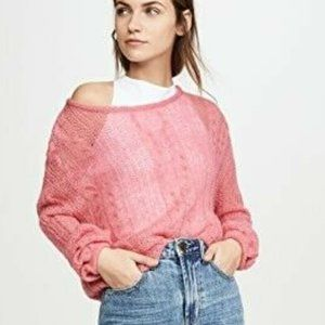 NEW Free People Angel Soft Pullover SweaterSMALL